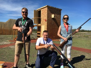 Perth clay shooting