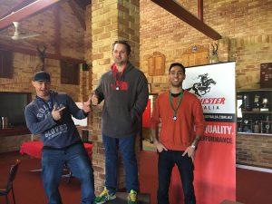 Bucks Party April winners